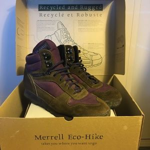 Merely Eco-Hiking Boots